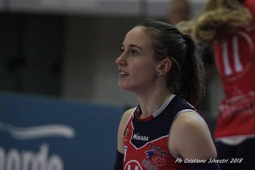 Simona Mandrile (foto Cristiano Silvestri)