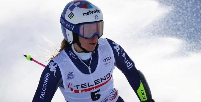 Sci Alpino Femminile Coppa Del Mondo Slalom Di Levi Marta Bassino Chiude In 18 Posizione Targatocn It