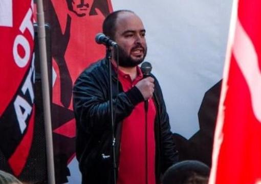 Il segretario provinciale del Partito Comunista, Graziano Gullotta
