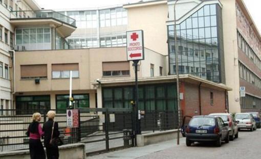 L'ospedale San Lazzaro di Alba, in una foto di repertorio