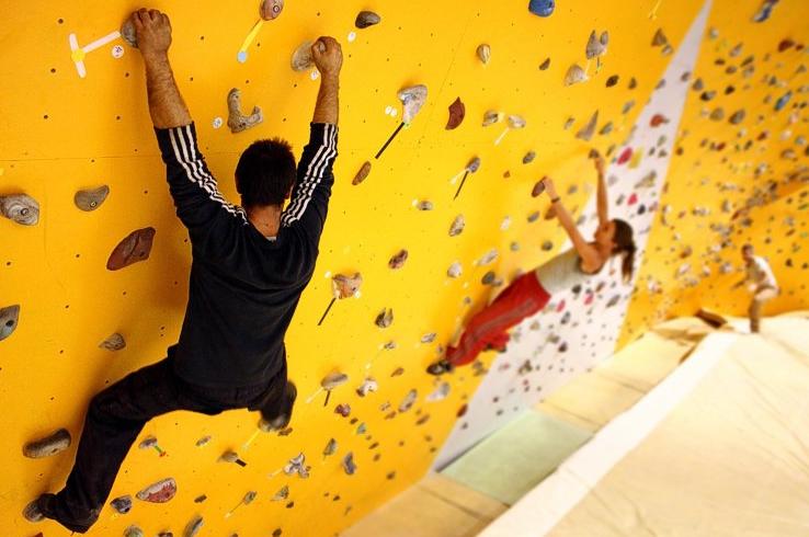 Parete d'arrampicata al Parco Della Gioventù: un importante progetto prende vita a Cuneo ...