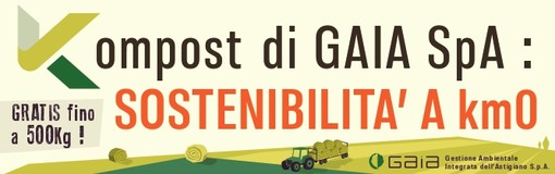 """""""Kompost di GAIA SpA: Sostenibilità a Km0"""" : Coldiretti promuove l'utilizzo della sostanza organica su tutte le colture (VIDEO)"""