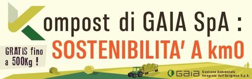 """""""Kompost di GAIA SpA: sostenibilità a Km 0"""" : informazioni utili per il ritiro e l'utilizzo del Kompost (VIDEO)"""