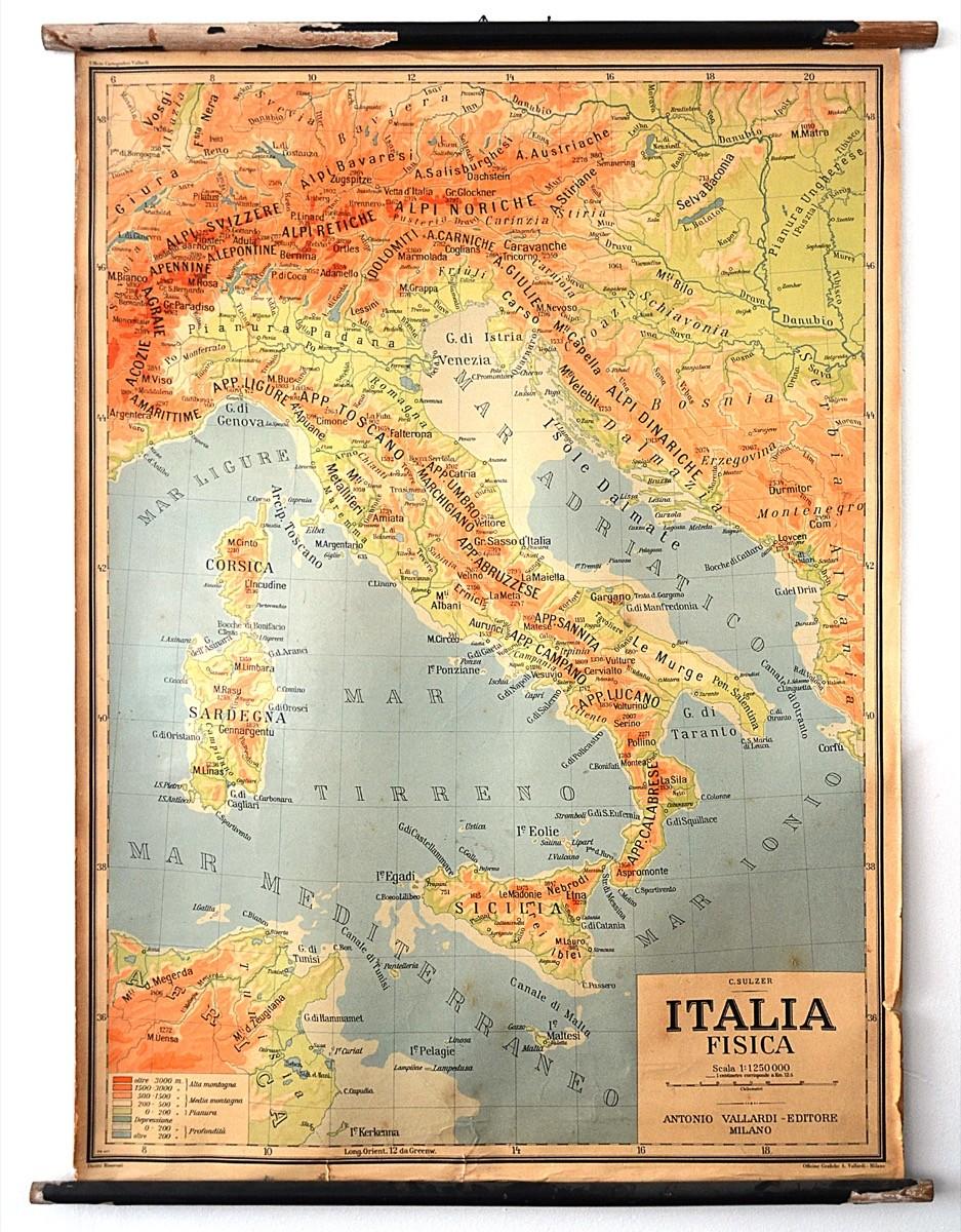 Limone Piemonte Cartina
