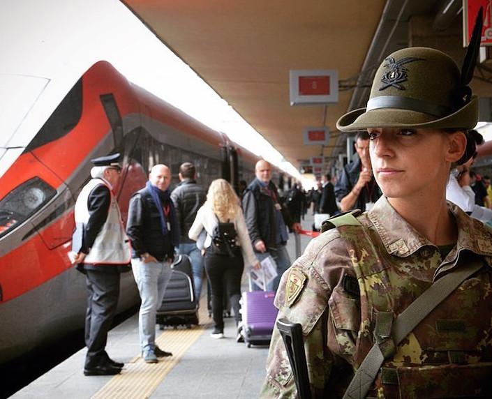 Operazione strade sicure cambio al comando del - Collegamento torino porta nuova aeroporto caselle ...