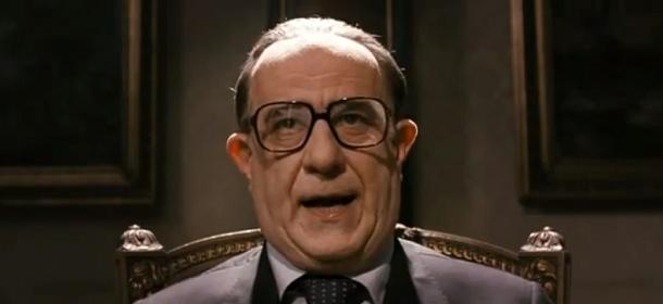 Quando nessuno controlla i controllori il divo - Giulio andreotti il divo ...