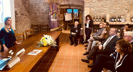 Dogliani: un successo il convegno Lions con Alessia Refolo - TargatoCn.it