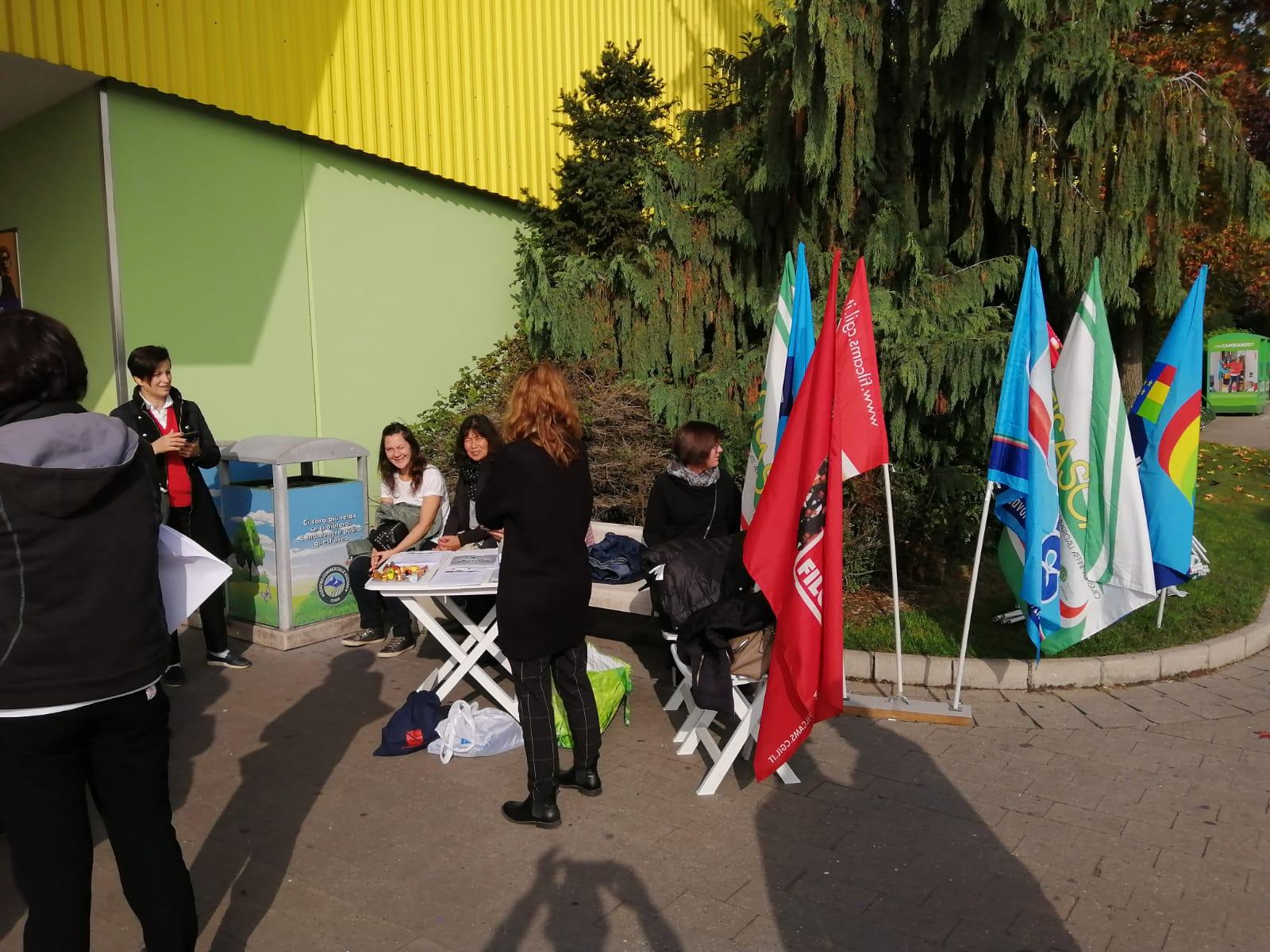 Auchan Tavoli Da Esterno.Da Gennaio Auchan Passa A Conad 200 Lavoratori Di Cuneo Chiedono