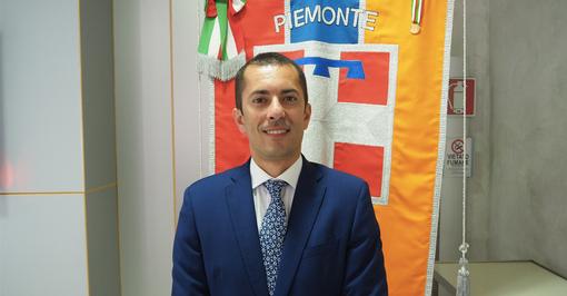 L'assessore regionale alla Protezione civile Marco Gabusi