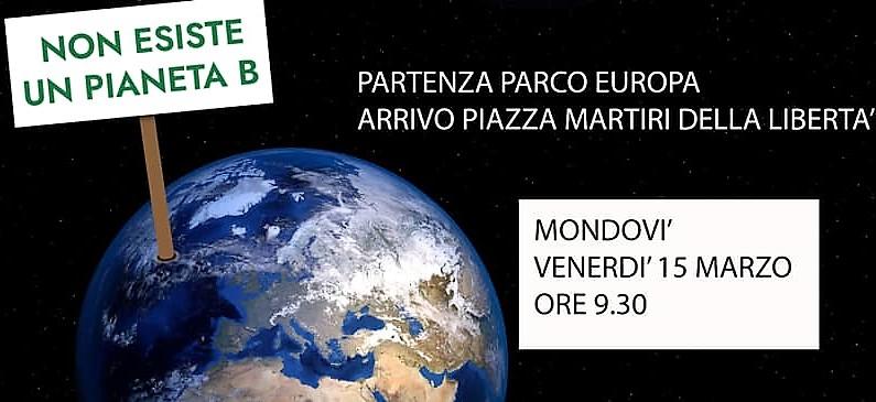 """Friday For Future: """"Friday For Future"""": Anche A Mondovì Giovani In Piazza A"""