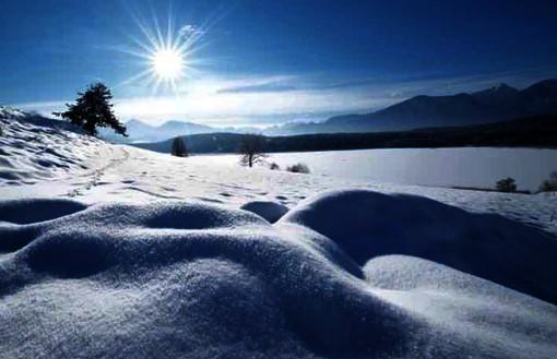 Weekend dell'Immacolata all'insegna del sole e con massime in aumento