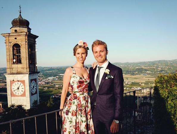 Matrimonio In Langa : Lex iridato di f1 nico rosberg in alta langa per un matrimonio