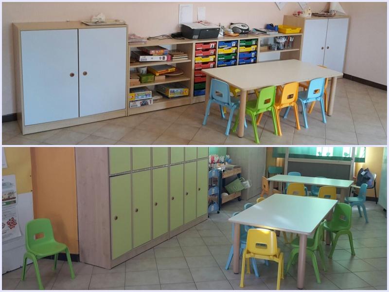 Torre mondov nuovi arredi per le scuole for Corsi arredamento