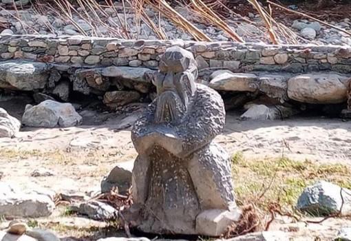 Ormea, Nae simbolo della resilienza del paese che si rialza dopo l'alluvione