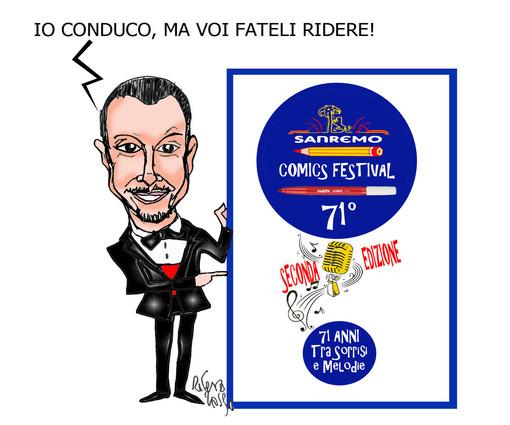 """""""Sanremo Comics Festival"""": ultimi giorni per partecipare al contest"""