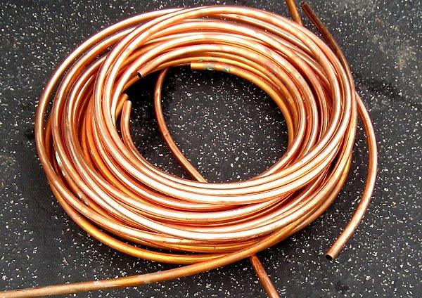 Furti di rame controlli straordinari in piemonte for Scaldacqua flessibile a tubi di rame
