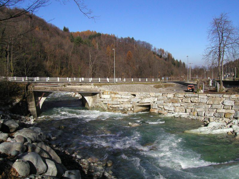 Chiusa di pesio il ponte dell 39 officina sar ricostruito for Ponte da officina