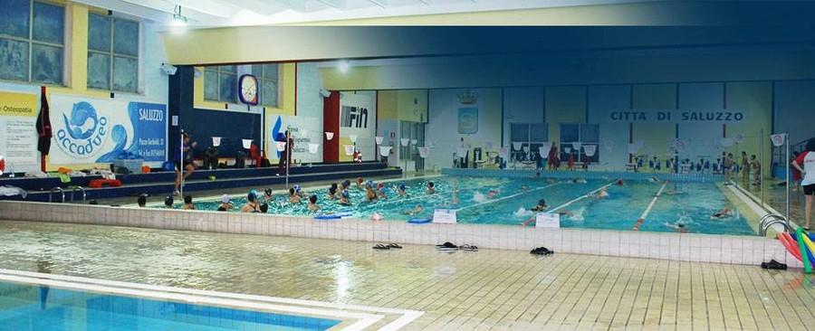 Saluzzo piscina aperta da sabato 16 gennaio la gestir l - Piscina comunale livorno corsi acquagym ...