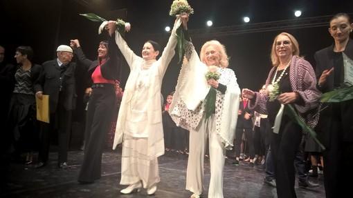 """La quinta edizione di """"Grugliasco in danza"""" premia la carriera di Carla Fracci"""