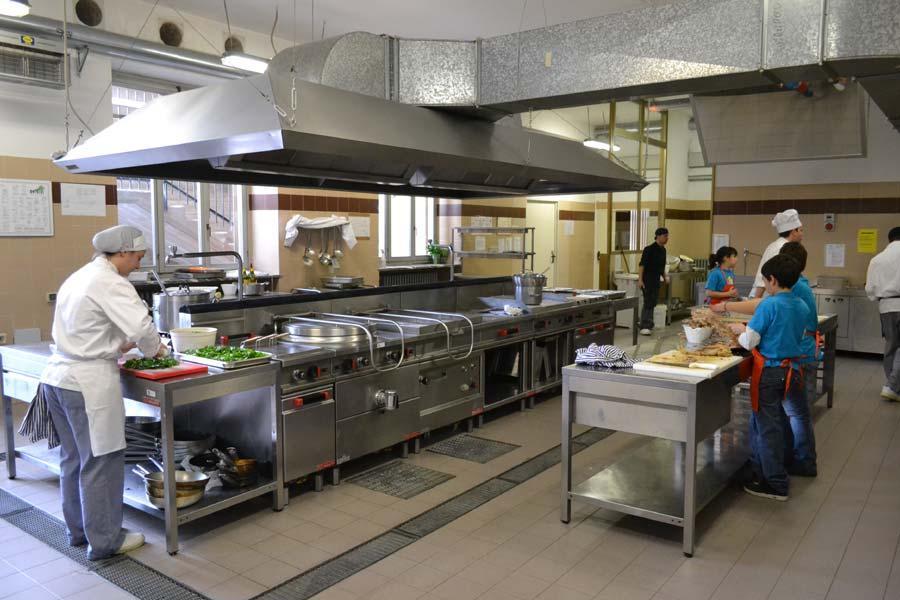 Piccoli chef crescono i giovani di bagnasco all alberghiero di mondov - Corsi cucina cuneo ...