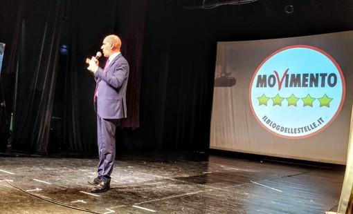 Regionali 2019, Giorgio Bertola è il candidato presidente del Movimento 5 Stelle