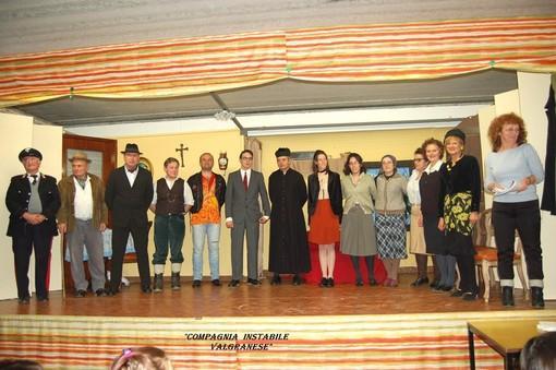 Stasera Teatro Piemontese all'Iris di Dronero