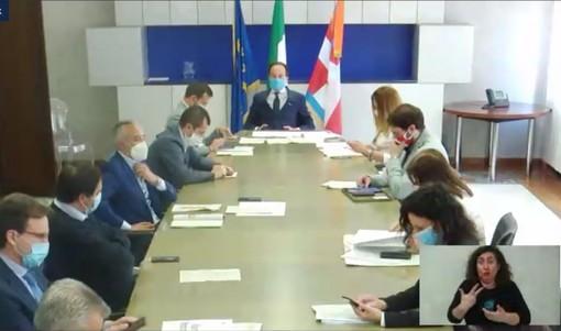 """Regione, Cirio: """"800 milioni di euro per far ripartire il Piemonte"""""""
