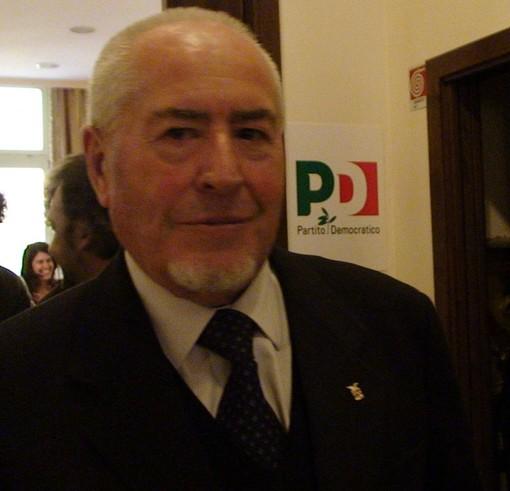 Si è spento a 81 anni lo storico sindaco di Sambuco Giovanni Battista Fossati
