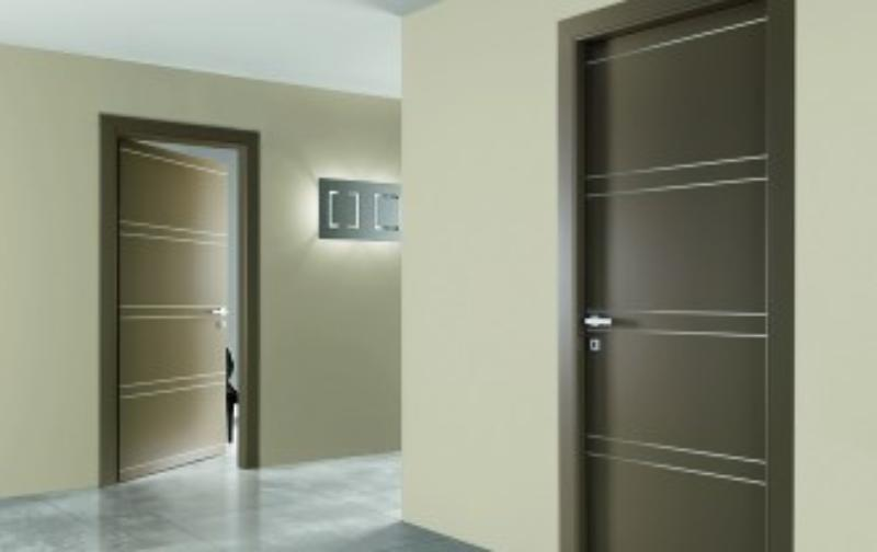 Un po 39 di cuneo nella trasmissione cambio casa cambio vita su la5 - Porte d interni moderne ...