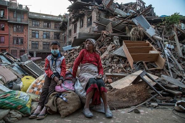 A otto mesi dal terribile terremoto che ha colpito il nepal il grazie di luigi tallone - Casa senza fondamenta terremoto ...
