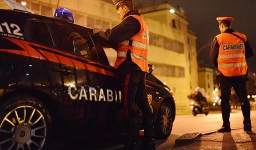Minaccia i Carabinieri con un coltello a serramanico: 25enne cheraschese finisce agli arresti