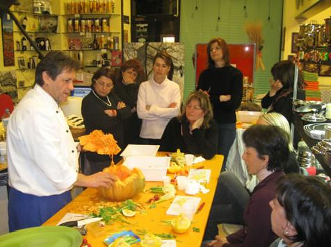 Da settembre chiapella a cuneo propone dei corsi di cucina - Corsi cucina cuneo ...