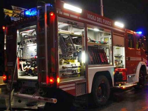 Risultati immagini per pompieri di notte