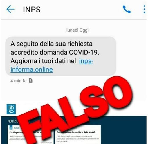 Attenzione a falsi messaggi in arrivo dall'Inps. La polizia postale mette in guardia e invita a segnalare