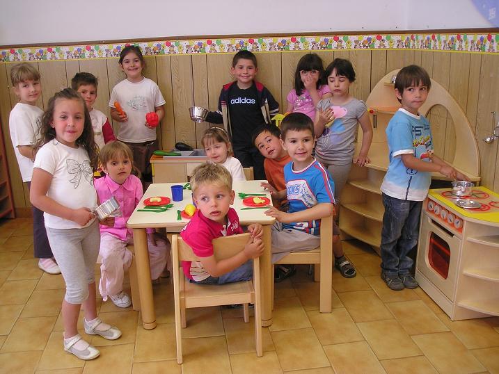 Mondov la scuola dell 39 infanzia di borgato premiata ad un concorso della barilla quotidiano - Corsi cucina cuneo ...