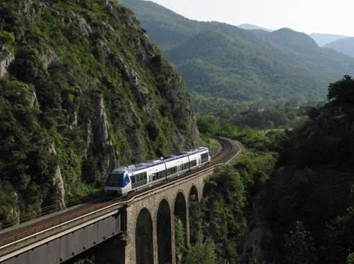 """Viaggio inaugurale del """"nuovo"""" Cuneo-Ventimiglia: venerdì 13 luglio sarà un giorno di festa e di riflessione sul futuro della linea"""