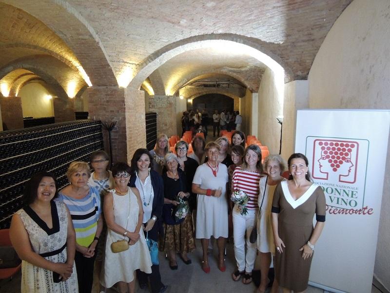 Presentato percorsi divini progetto pilota de le donne for Carretta arredamenti torino