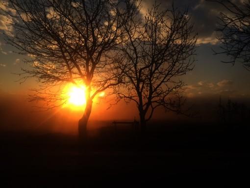L'alta pressione insiste sulla Granda: cieli sereni, brinate e nebbie mattutine e massime fino a 13 gradi