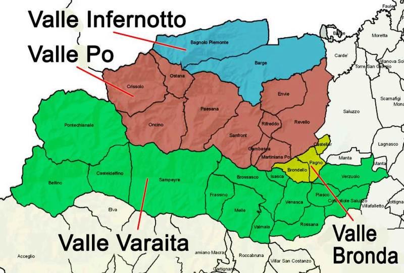 A ciascun territorio i propri debiti i sindaci della - Mobili valvaraita ...