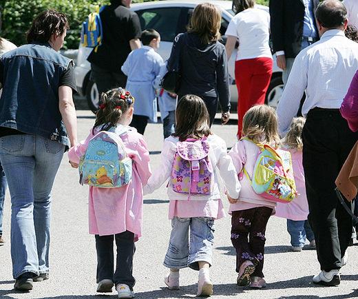 Tutti per uno diritti per tutti la scuola dell for Scuola materna francese