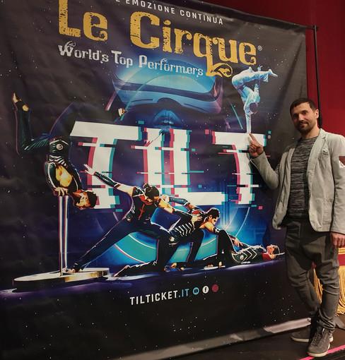 TILT arriva ad Alba: questa sera la prima dello spettacolo firmato &ldquoLe Cirque World&rsquos Top Performers&rdquo VIDEO