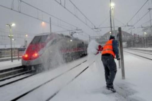 RFI, maltempo in Piemonte e Liguria: circolazione ferroviaria tornata alla normalità