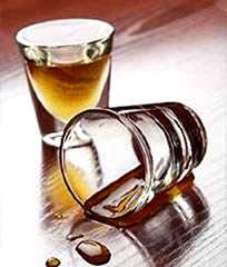 Quadri su prevenzione di alcolismo