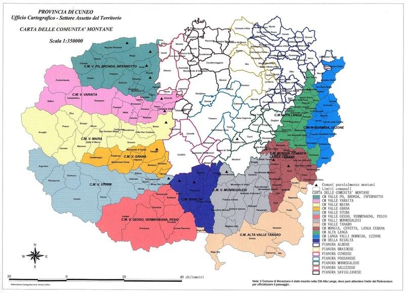 Le Province Piemontesi Brillano Nella Ricerca Nazionale Di