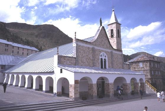 Santuario Sant' Anna Di Vinadi
