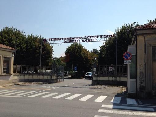 L'ospedale Carle di Cuneo dove era ricoverato l'uomo