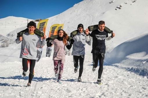 Diaboliche prove da superare tra neve, acqua e fango: l'Inferno Snow farà tappa a Prato Nevoso