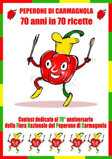 Un contest nazionale per il 70° anniversario della Fiera Nazionale del Peperone di Carmagnola