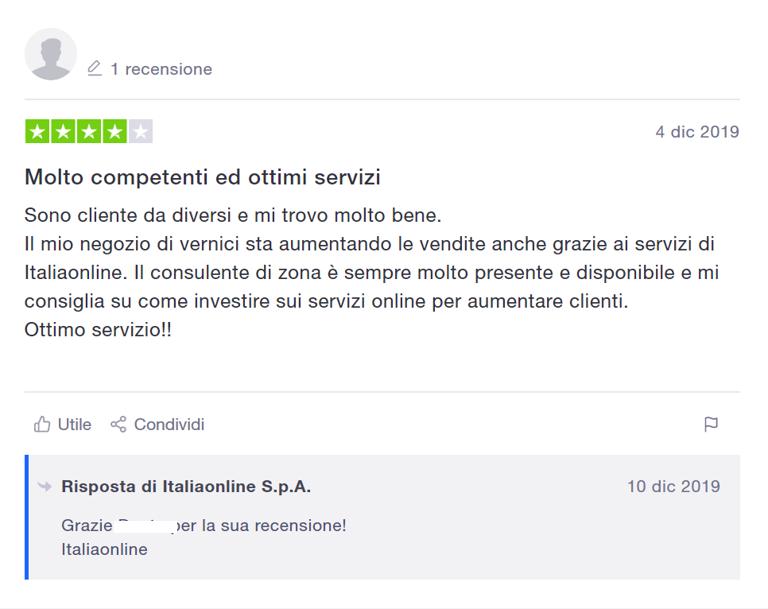 recensioni italiaonline