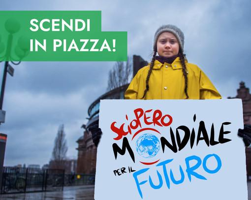 """Anche a Fossano il """"Friday for future"""": l'amministrazione comunale a sostegno di tutte le iniziative"""